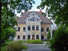 Old finnish manor house Karuna manor Home Fashion, Mansions, Nice, House Styles, Houses, Home Decor, Mansion Houses, Decoration Home, Manor Houses