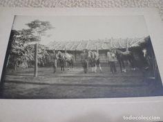 Fotografía antigua: Guinea Ecuatorial, Fernando Poo y Camerún alemán en 1910, con general Barrera, lote 6 fotos - Foto 4 - 93043310