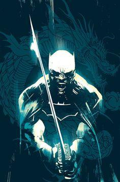 Detective Comics #956 - Rafael Albuquerque