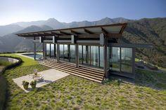 Montecito Residence   California   Olson Kundig Architects   photo by Jim Bartsch