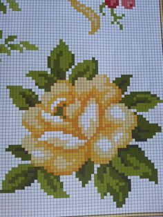 Brilliant Cross Stitch Embroidery Tips Ideas. Mesmerizing Cross Stitch Embroidery Tips Ideas. Cross Stitch Borders, Cross Stitch Rose, Cross Stitch Flowers, Cross Stitch Charts, Cross Stitch Designs, Cross Stitching, Cross Stitch Embroidery, Embroidery Patterns, Cross Stitch Patterns