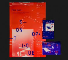 Mois Multi - Sonoptique on Behance