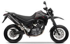 Yamaha XT 660 X Supermotard