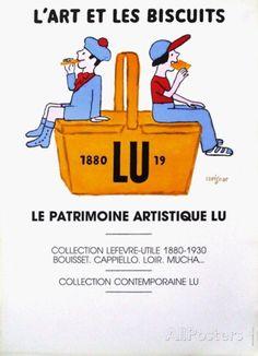 French graphic designer, Raymond Savignac