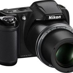 #Nikon #CoolPix #L340 – 20.2 Megapixel