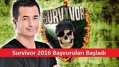 Survivor 2016  Yeni Sezon İçin Başvuru Formu ve Detaylar