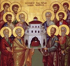 """Taking the Truth from the Apostles, the Orthodox Church is an """"Apostolic"""" Church; it has its roots in the apostolic ministry and succession, the apostolic faith and creed, and the apostolic word and. John Chrysostom, Patras, Light Of Christ, Christian World, Social Projects, Religious People, Christian Religions, Sisters In Christ, Orthodox Christianity"""