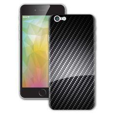 Carbon Fiber iPhone sticker Vinyl Decal