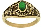 Girl Scout Rings-This would be awesome for any Girl Scout that earned their Gold Award!!!!