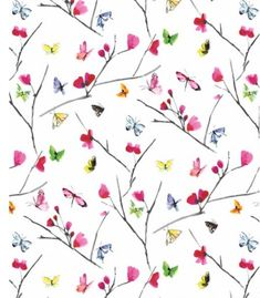 Statement Mazarine Silver Effect Butterflies Silver Effect Wallpaper - B&Q for all your home and garden supplies and advice on all the latest DIY trends