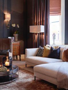 Une pièce à vivre originale | design, décoration, intérieur. Plus d'dées sur http://www.bocadolobo.com/en/inspiration-and-ideas/