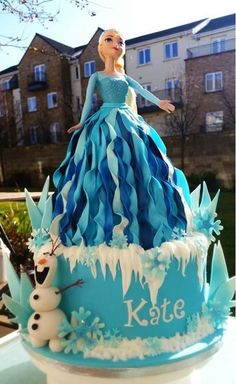 87 Best Elsa Frozen Images Birthday Cakes Cookies Bakken