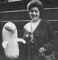 Poly Styrene with an inflatable dolphin, 1978. Photographed by Pennie Smith. (via: Poly Styrene R.I.P., orginally from One Chord Wonders on FB)