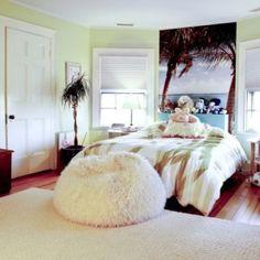 pink beach bedroom ideas
