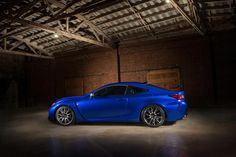 Lexus RC F Redefines the Daily Commute with Asphalt-Grinding Performance and Bold Head-Turning Design