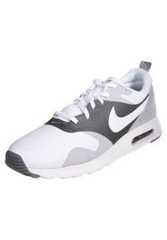 Nike Sportswear - AIR MAX TAVAS - Joggesko - white/cool grey/wolf grey