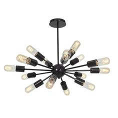 Access Lighting Flux 16 Light Chandelier & Reviews | Wayfair Supply