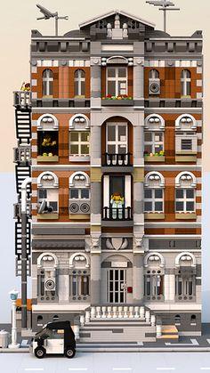 _movie emmets apartment closeup 001b | by Xon_67