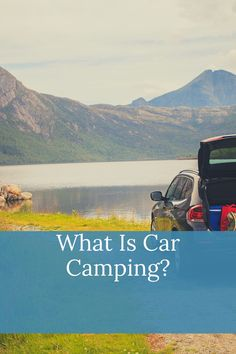 In this video learn what is Car Camping. Camping In The Rain, Camping 101, Camping Supplies, Camping Essentials, Tent Camping, Outdoor Camping, Camping Products, Ways To Travel, Camping Accessories