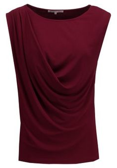 33a2e0bc7045d Anna Field Top - burgundy for £11.40 (15 10 15) with free delivery at  Zalando