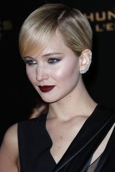 Get Jennifer's Hot Red Carpet Makeup Look | Pure Alima Blog #getthelook #mineralmakeup #jenniferlawrence