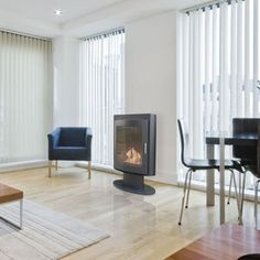 poêle au bioéthanol / contemporain / en acier Home Decor, Point Of Sale, Steel, Contemporary, Home Decoration, Decoration Home, Room Decor, Home Interior Design, Interior Design