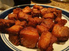 Karwai Goh: Nam Yee (Fermented Red Bean Curd) Pork Recipe