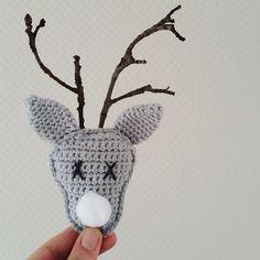 De Tante van Toon: Oh deer.. there's Rudolph! *PATROON*