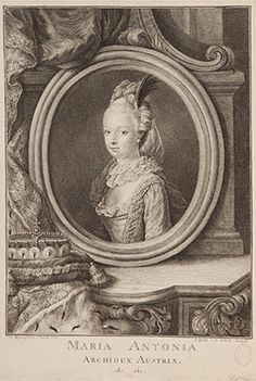 a biography of the archduchess maria antoinette Maria theresa children  archduchess maria elisabeth 2)  maria antoinette, queen of france 16) maximilian francis,.