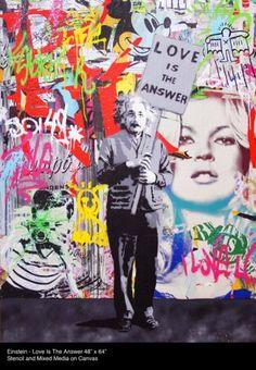Art Review: Mr Brainwash @ Opera Gallery | Londonist