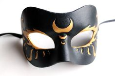 The Crescent Mask