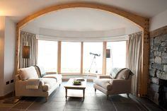 Luxury self-catering holiday accommodation on Lewis