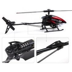 An industry leader Walkera is well-known for designing and building exciting miniaturized toys for the big kids to have a blast with. The technology has improved in leaps and bounds in the area of RC Helicopters. One of these mini wonders is  Walkera RC Helicopters in 2.4 GHz.