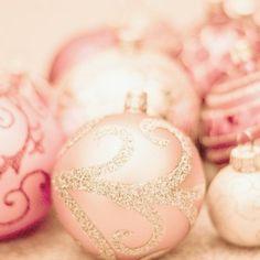 glitter design ornaments