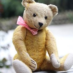 Antique Teddy Bears, Love Bears All Things, Charlie Bears, Old Friends, Vintage Toys, Paper Dolls, Bunny, Plush, Antiques