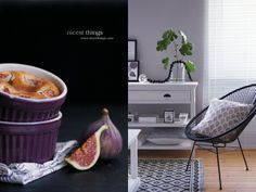 Fig Soufflé, Acapulco Chair and Indigo Home Giveaway