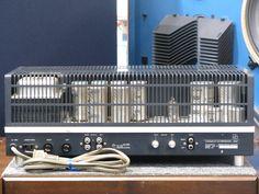 Luxman MQ36 (1966) 2 x 25 watts sous 16 ohms.