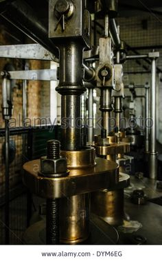Crofton Steam Beam Engine Stock Photo, Picture And Royalty Free Image. Pic. 68670968
