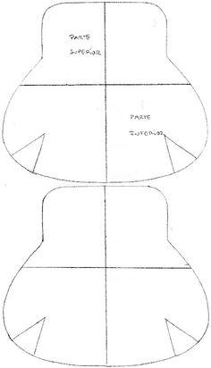 Rocio's handyman: Behind the bridge .- Las manitas de Rocio: Tras el puente… Rocio's handyman: Behind the bridge … - Bag Patterns To Sew, Sewing Patterns, Coin Purse Pattern, Coin Purse Tutorial, Spring Bags, Summer Bags, Frame Purse, Embroidery Bags, Patchwork Bags