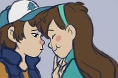 Pinecest (mabel and dipper)