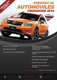 Cars Renta Automóviles, Económicos,Sedan,Crossover y Automáticos Full Equipos.Contacto Directo: rentacarchile@gmail.com