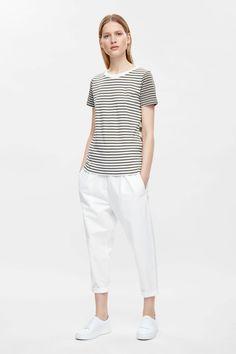 COS | 3-way stripe t-shirt