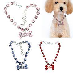 Pet Dog Cat's Fashion Jewelry Bone Pendant Rhinestone Chain Charm Necklace    / //  Price: $US $0.98 & FREE Shipping // /    Buy Now >>>https://www.mrtodaydeal.com/products/pet-dog-cats-fashion-jewelry-bone-pendant-rhinestone-chain-charm-necklace/    #MrTodayDeal.com
