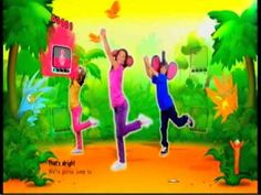 Just Dance Kids The Monkey Dance by The Wiggles Just Dance Kids, Monkey Dance, Zumba Kids, Kindergarten Songs, Indoor Recess, Rainy Day Fun, Learning Stations, The Wiggles, Brain Gym