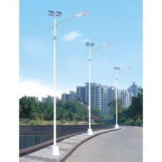 Farolas Solares LED