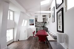 appartement paris 18 double g | apartments | projects | www.doubleg.fr