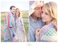 Picnic Engagement Session Fine Art Senior Portrait and Wedding Photography | Raleigh North Carolina | Casey Rose Photography »