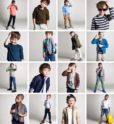 Styles I love for boys (I am so lucky to have one of each to buy cute clothes for!!)