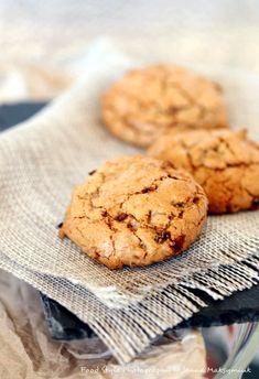 Cookies: pâte de praliné remplace le beurre