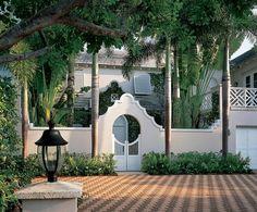 Eye for Understatement : Architectural Digest, Palm Beach house, Jeffery W. Smith, Archtiect and Scott Snyder, designer